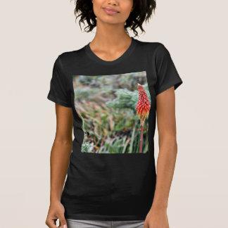 Flor del áloe tee shirt
