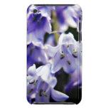 Flor del Bluebell iPod Case-Mate Coberturas