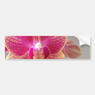 Flor del brote al flor pegatina para auto