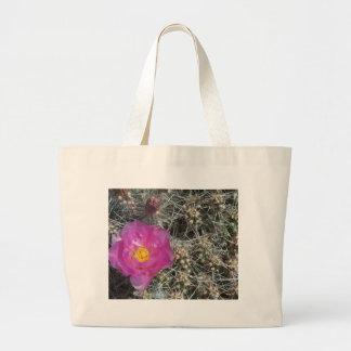 flor del cactus bolsas