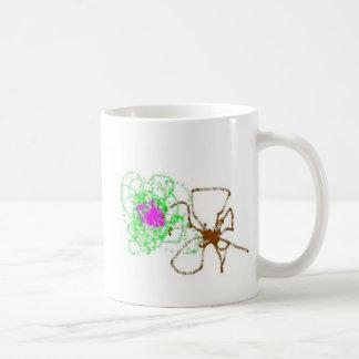 flor del cafeína tazas de café