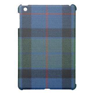 Flor del caso del iPad del tartán de Escocia