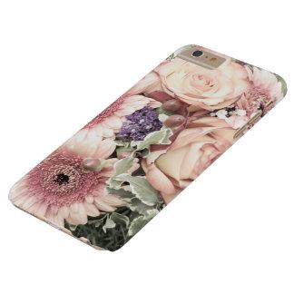 flor del color funda de iPhone 6 plus barely there