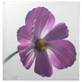 Flor del cosmos servilletas de papel