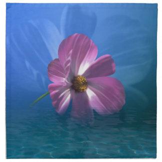 Flor del cosmos servilletas