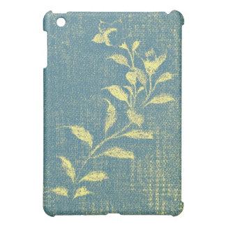 Flor del dril de algodón - caso del iPad