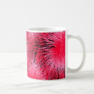 Flor del eucalipto taza clásica