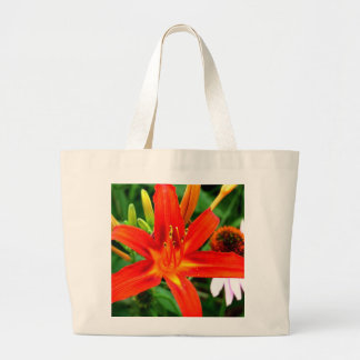 Flor del fuego bolsa