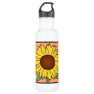 Flor del girasol del verano del jardín del clip