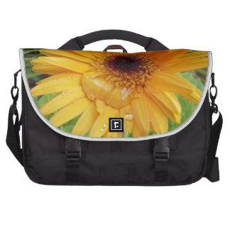 Flor del jardín bolsa para ordenador