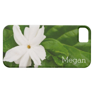 Flor del jazmín iPhone 5 Case-Mate cárcasa