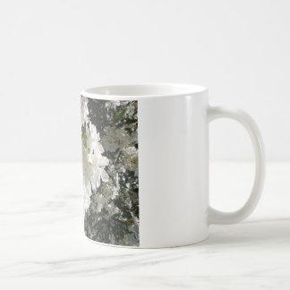 Flor del jazmín taza clásica