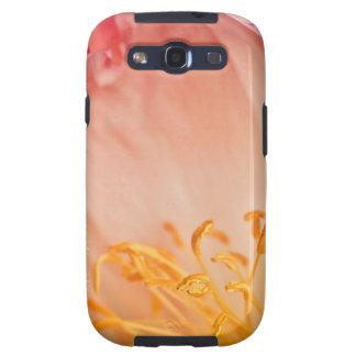 Flor del Peony Samsung Galaxy S3 Carcasa