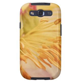Flor del Peony Samsung Galaxy S3 Cárcasa