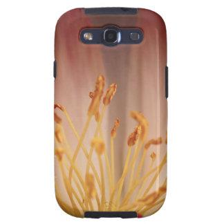 Flor del Peony Samsung Galaxy S3 Protector