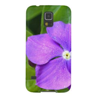 Flor del Phlox de la lavanda Funda De Galaxy S5