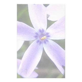 Flor del Phlox del arrastramiento del primer Papeleria