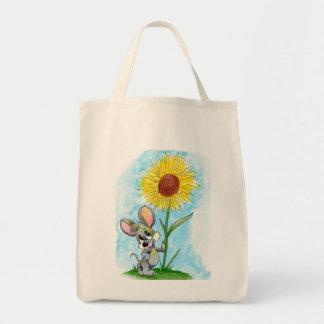 "Flor del ratón ""n"" bolsas"