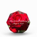Flor del rosa rojo