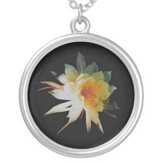 Flor del siglo colgante redondo