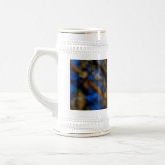 Flor del verano taza de café