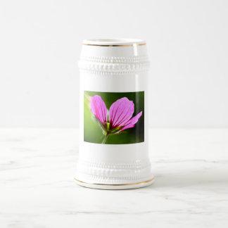 flor del verano tazas de café