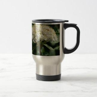 Flor del verano taza térmica