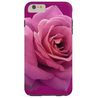 Flor elegante elegante femenina femenina color de funda para iPhone 6 plus tough