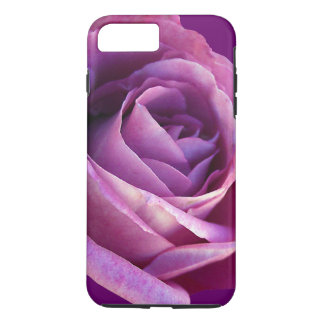 Flor elegante elegante femenina femenina color de funda iPhone 7 plus