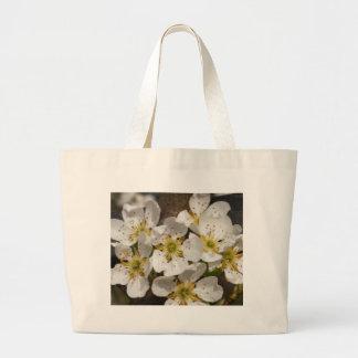 flor en árbol bolsas