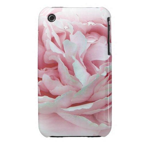 Flor en colores pastel Case-Mate iPhone 3 cárcasas