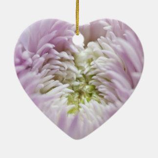 Flor en colores pastel suave ornato