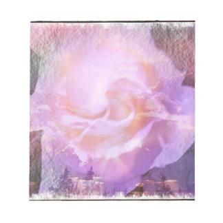 Flor en el cielo blocs de notas