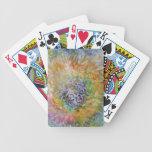 Flor en el Sun Baraja Cartas De Poker