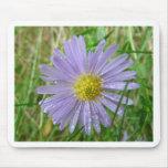 Flor en la lluvia tapetes de ratones