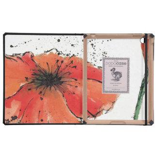 Flor en la plena floración iPad protectores