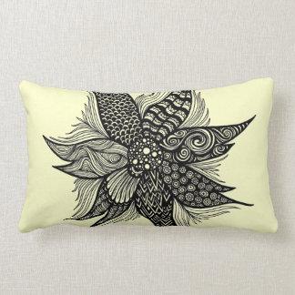 Flor espiral almohadas