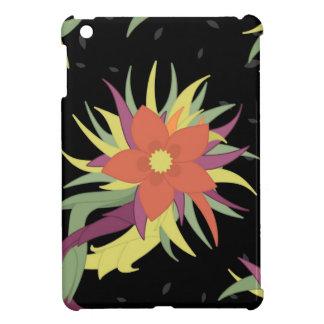 Flor exótica iPad mini protectores