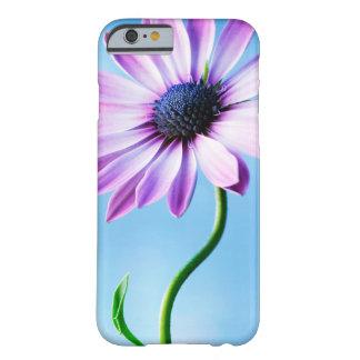 Flor floral de las margaritas de la flor de la funda para iPhone 6 barely there