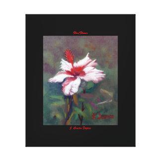 Flor/Flower Impresiones En Lona
