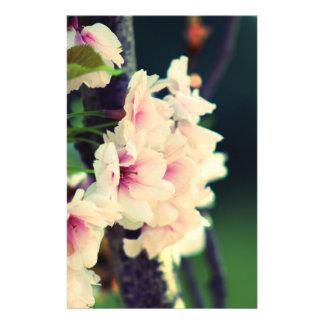 "Flor Folleto 5.5"" X 8.5"""