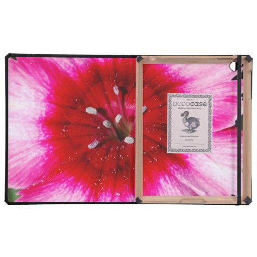 Flor frecuencia intermedia 144 iPad carcasa