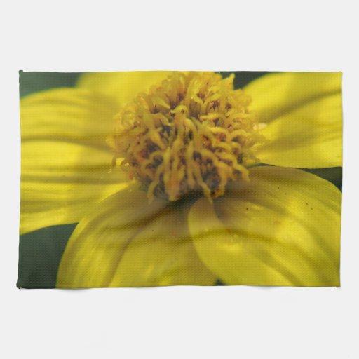 Flor frecuencia intermedia 179 toalla de mano