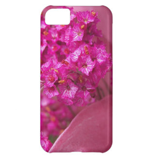 Flor frecuencia intermedia 195 funda para iPhone 5C