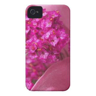 Flor frecuencia intermedia 195 iPhone 4 Case-Mate carcasas