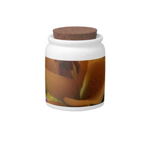 Flor frecuencia intermedia 515 jarras para caramelos