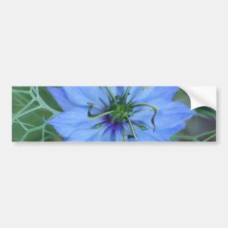 Flor frecuencia intermedia 536 pegatina para auto