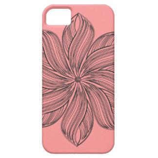 Flor Funda Para iPhone SE/5/5s