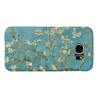 Flor GalleryHD de la almendra de Vincent van Gogh Fundas Samsung Galaxy S6