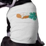 flor hawaiana camisas de perritos